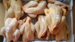 Le poulet pour la Korité