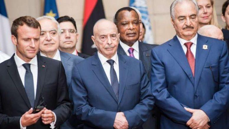 Le président Sassou Nguesso à Paris pour la crise libyenne
