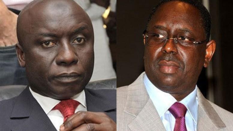 Macky Sall et Idrissa Seck