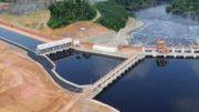 barrage de Memve'ele