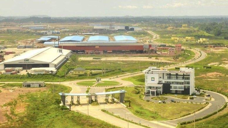 zone économique spéciale de Nkok