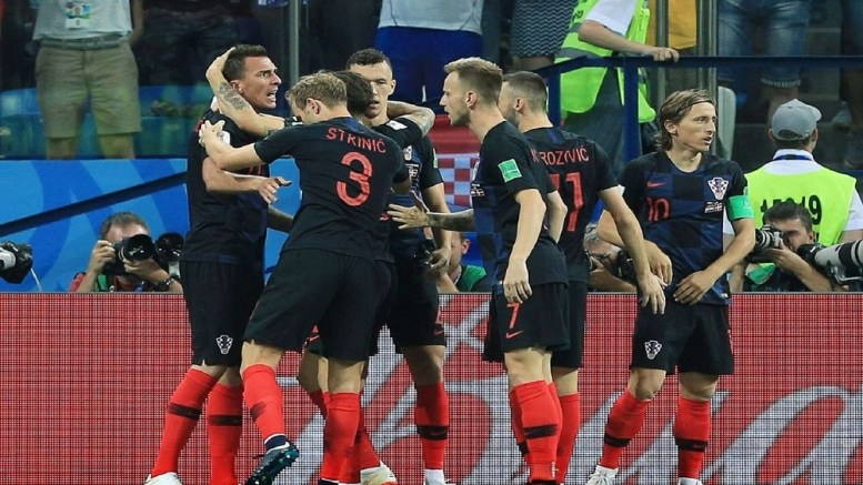 Croatie - Danemark