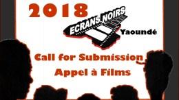Ecrans Noirs 2018