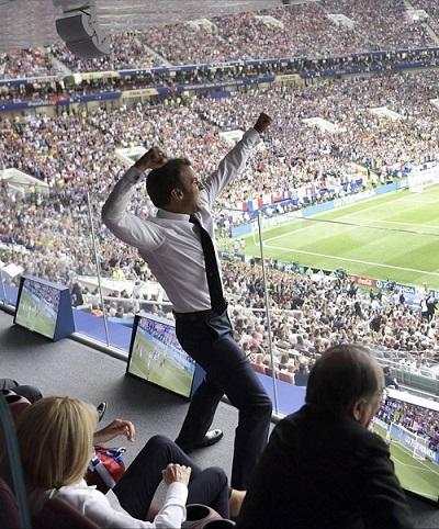 Emmanuel Macron content