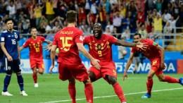 La Belgique qualifiée