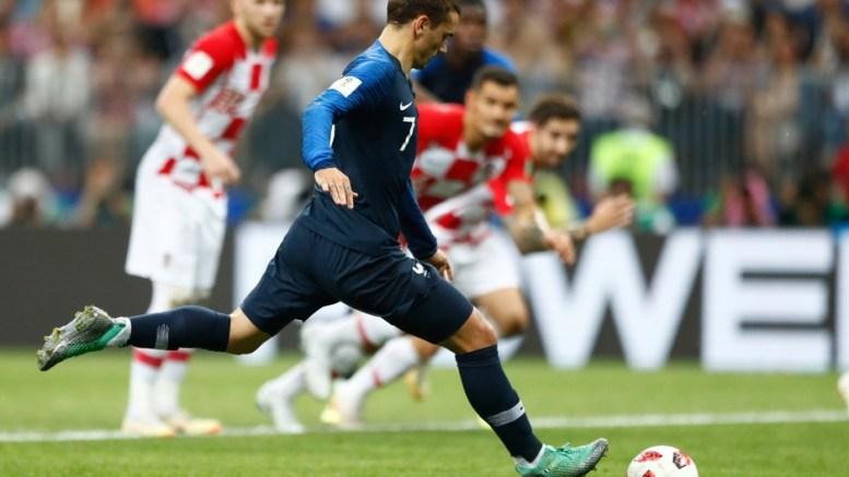 La Croatie tombe en finale