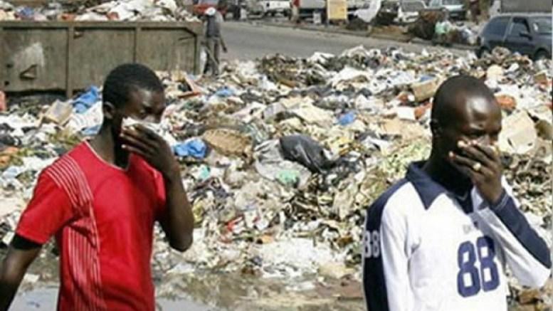 Le Choléra au Cameroun