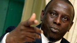 Le sénégalais Cheikh Tidiane Gadio
