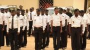 Les policiers tchadiens