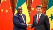 Les présidents Xi Jinping et Macky Sall