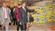 Les premières aides du plan d'assistance humanitaire d'urgence