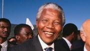 Nelson Mandela de son vivant