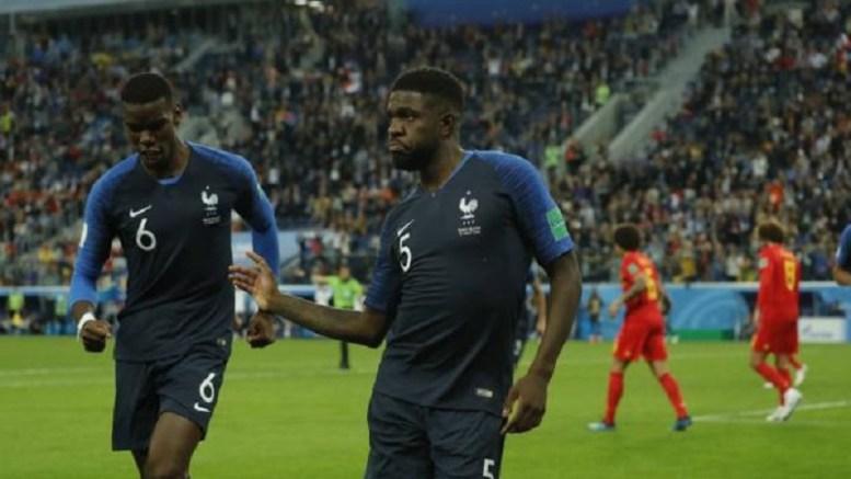 Samuel Umtiti fait qualifier la France