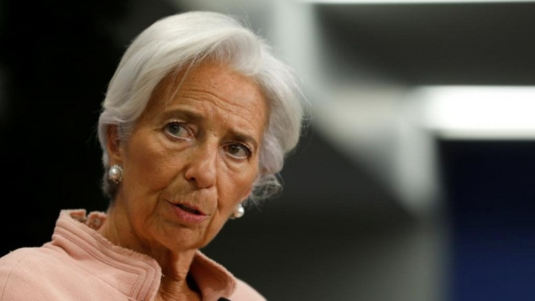 la patronne du FMI