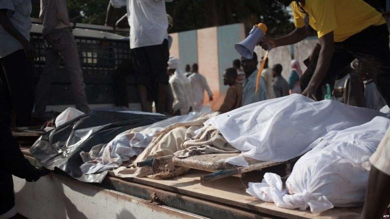 un sénégalais tué au Congo