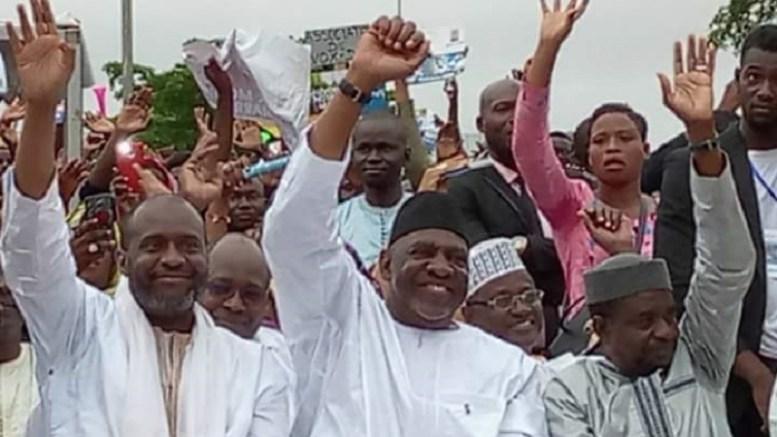 Cheikh Modibo Diarra et les autres