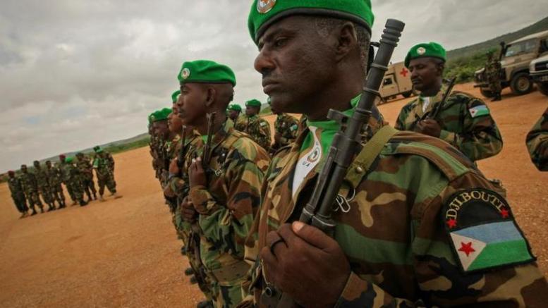 Commerce des armes dans la Corne de l'Afrique