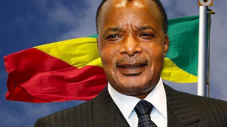Denis Sassou Nguesso, président