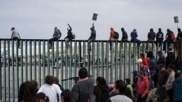 Des jeunes guinéens rapatriés du Maroc