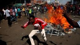 Des violences entre acteurs politiques au Zimbabwe