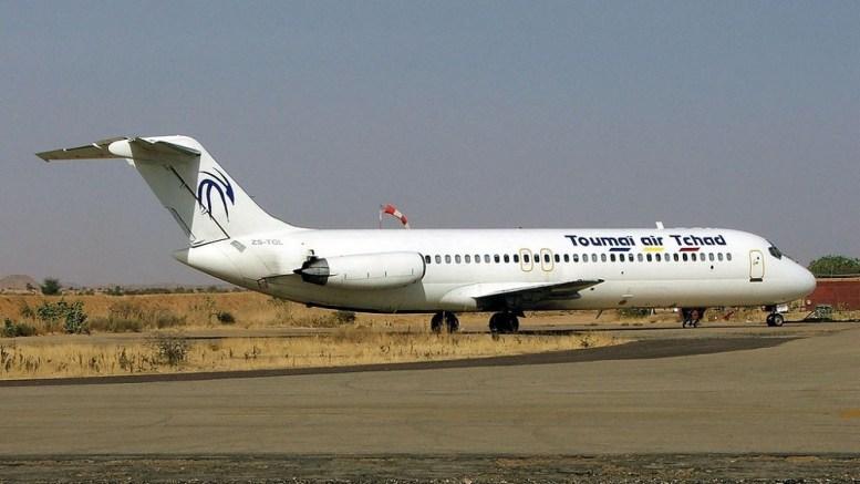 La compagnie aérienne du Tchad