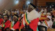 La présidente de la Cour Constitutionnelle, Manassa Dagnoko