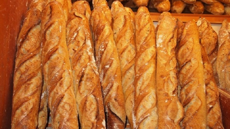 Le pain à Dolisie
