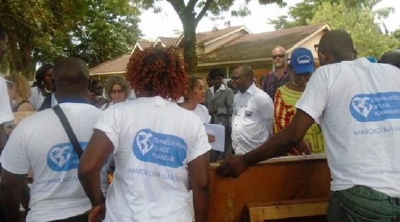 Les humanitaires en Centrafrique