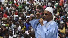 L'opposition de la Guinée