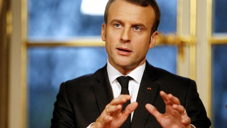 Emmanuel-Macron-le-président-français