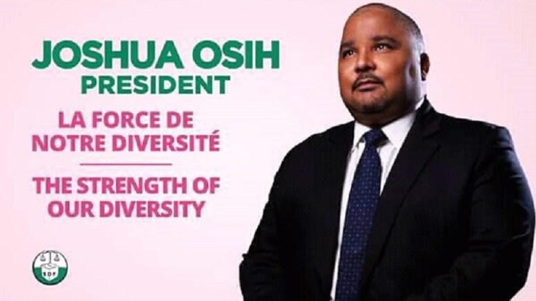 Joshua Osih