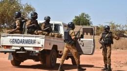 Trois gendarmes tués au Burkina