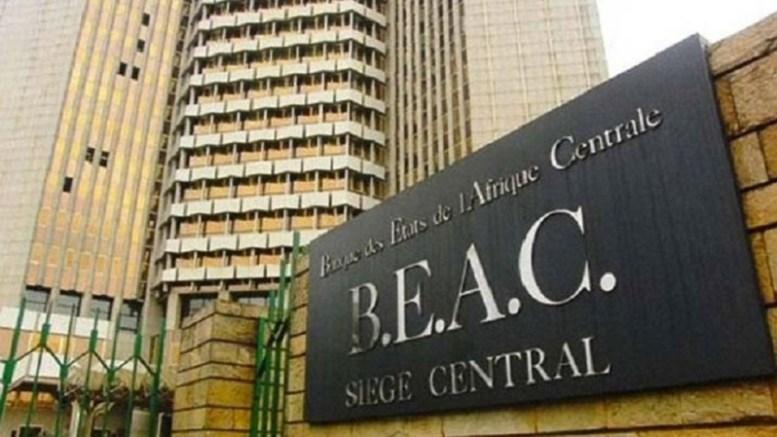 Les réserves de la BEAC