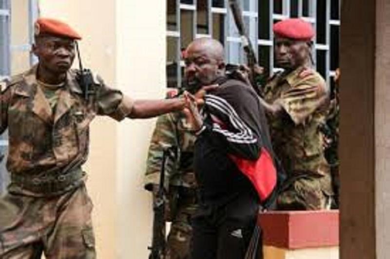 L'ex-milicien Alfred Yekatom, premier Centrafricain transféré à la CPI — La Haye