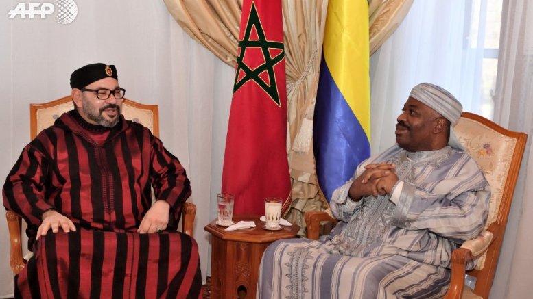 Ali Bongo à Rabat en convalescence