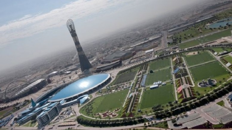 Le stage du Qatar