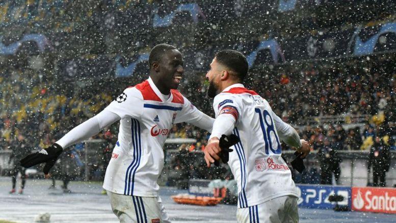 Olympique Lyonnais en 8ème