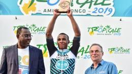 Lorenzo Manzin gagne la 4ème étape à Oyem