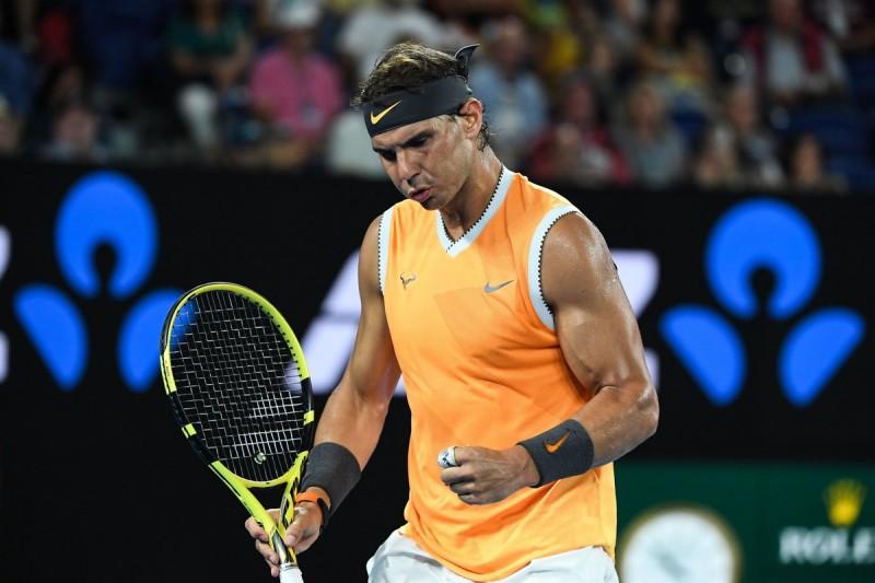 Lucas Pouille domine Milos Raonic et file en demi-finales — Open d'Australie