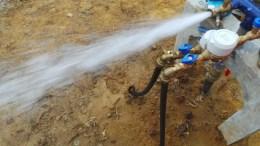 L'eau à Libreville