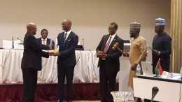 Tony Ondo Mba prend les rênes de l'AMCOW