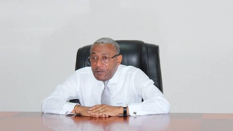le SG du PDG, Eric Dodo Boungouendza