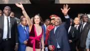 Le retour du président Ali Bongo Ondimba à Libreville