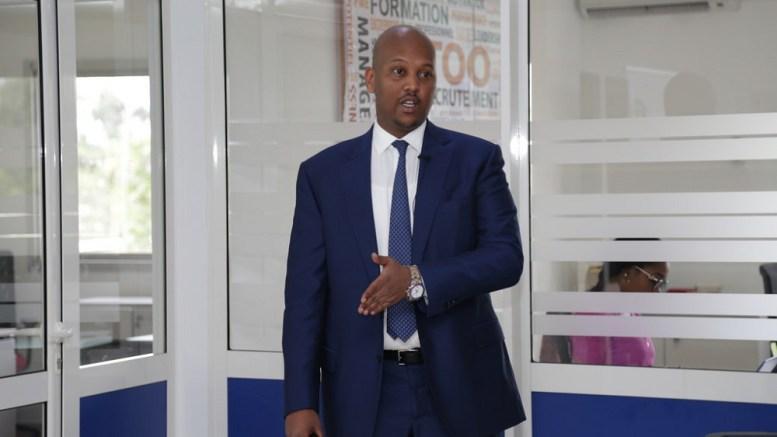 Liban Soleman, l'Ambassadeur du Gabon en Arabie Saoudite