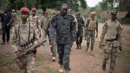 chefs rebelles centrafrique
