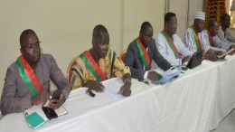 Burkina Faso, des maires romp le silence