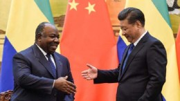 Gabon - Chine