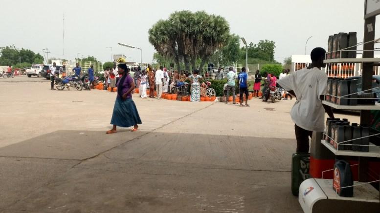 Pénurie de gaz butane au Tchad