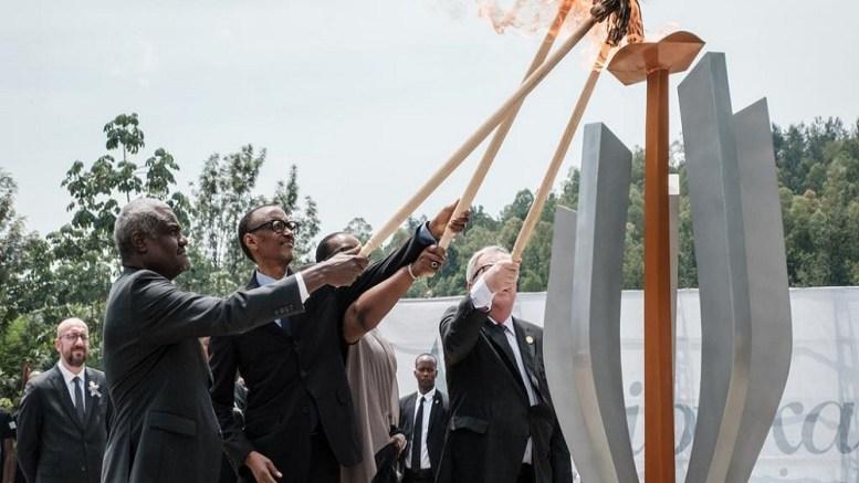 Rwanda 100 jours de deuil
