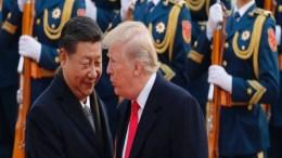 TRUMP guerre commerciale avec pekin